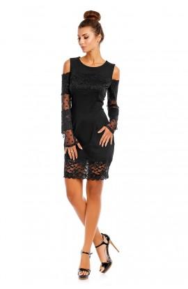 Rochie Design Black