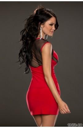Rochie Inna red
