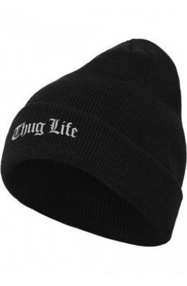 Thug Life Old English Beanie