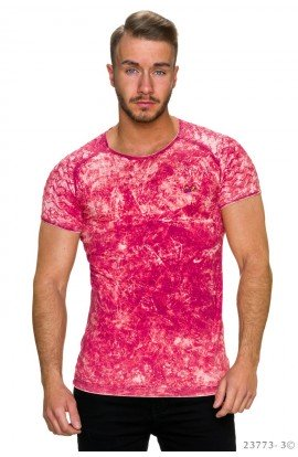 Tricou Barbati Acid Wash