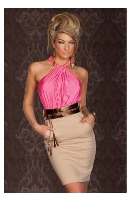 Rochie Fashion Pink