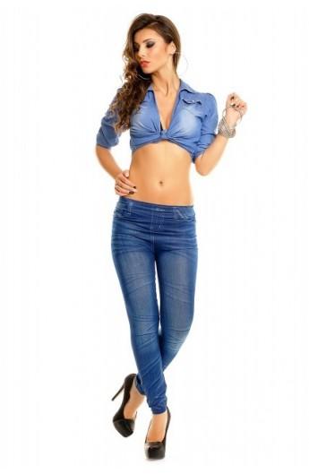 Colanti jeans blue