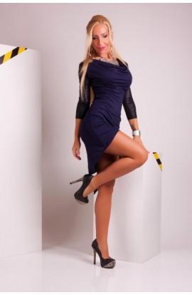 Rochie Rona Navy