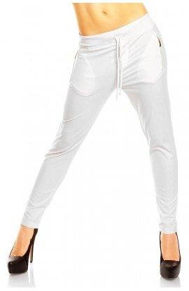 Pantalon Kelly White