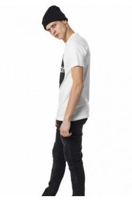 Tricou alb wu-wear