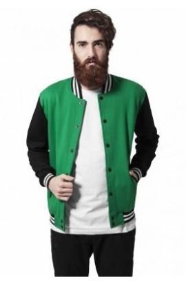 Jacheta in trei culori