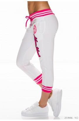 Pantaloni Sport 7/8 cu Logo