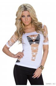 Top Dama Sexy Model Cut-Out
