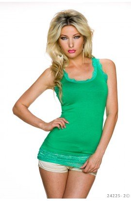 Top verde