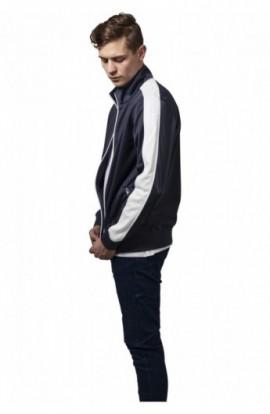 Track Jacket bleumarin-alb M
