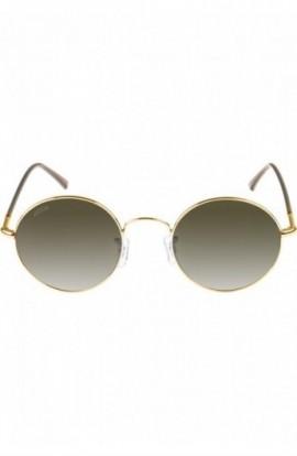 Sunglasses Flower auriu-maro
