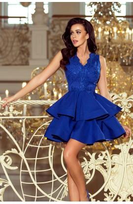 Rochie blau Charlotte